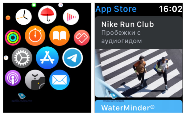 AppStore в WatchOS 6