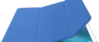 Smart Cover для iPad