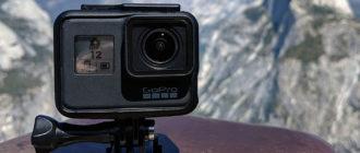 Лучшие версии и модели GoPro