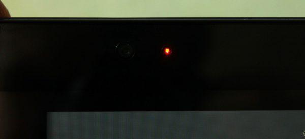Красная точка на iPhone