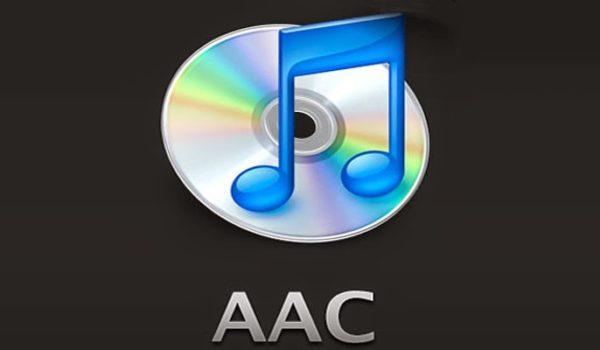 Аудиоформат AAC (Advanced Audio Coding)
