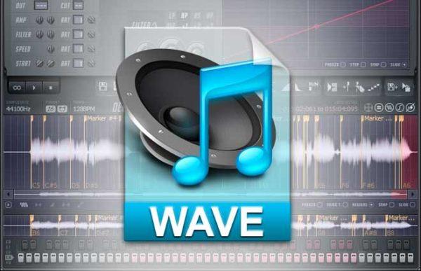 Аудиоформат WAV (Waveform Audio Format)