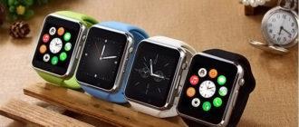 Подключение Smart Watch A1