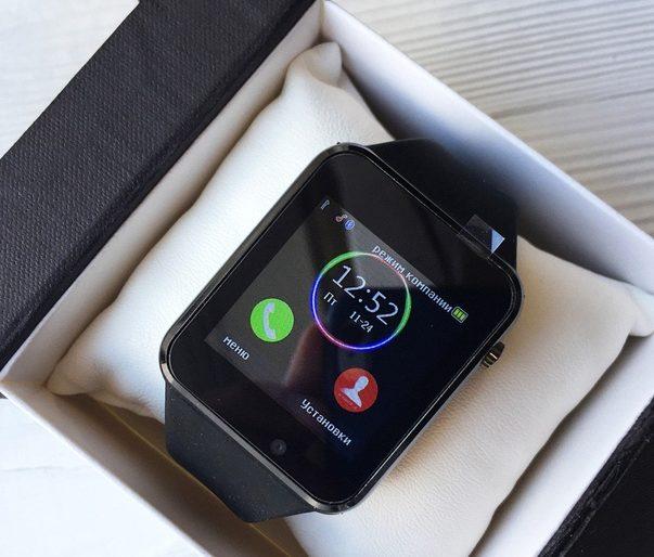 Дизайн Smart Watch A1