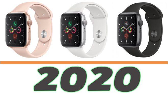 Сравнение моделей Apple Watch 2020
