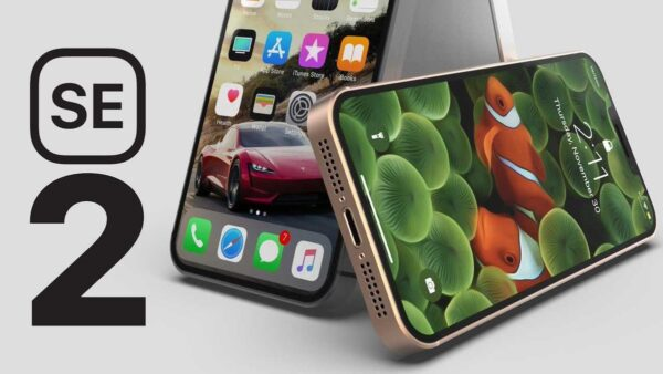 Дизайн iPhone SE 2