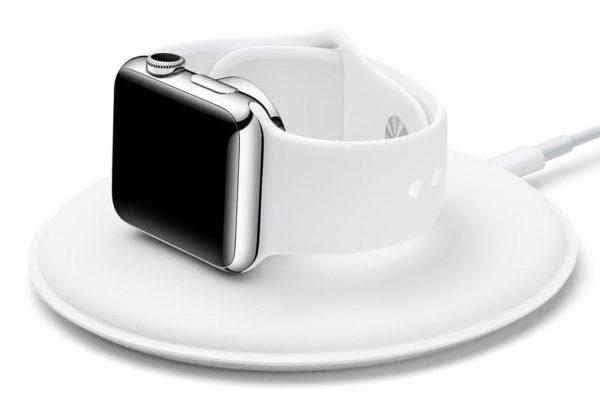 Беспроводная зарядка Apple Watch