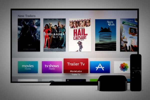 Настройка цифрового телевидения на Apple TV - шаг 3