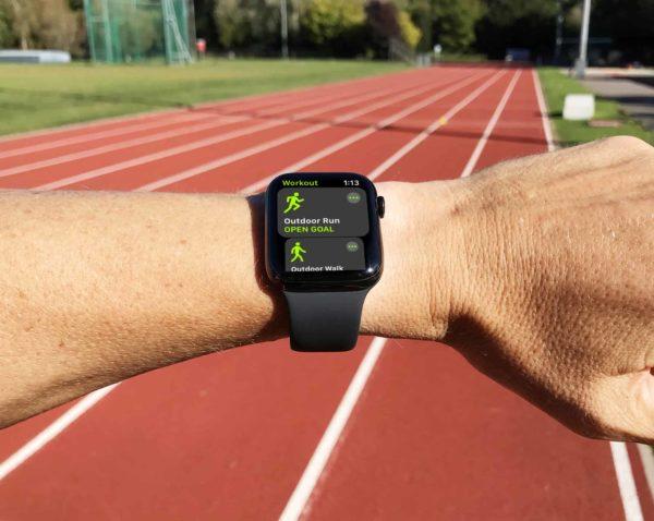 Тренировки с Apple Watch