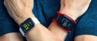 Как правильно носить носить Apple Watch