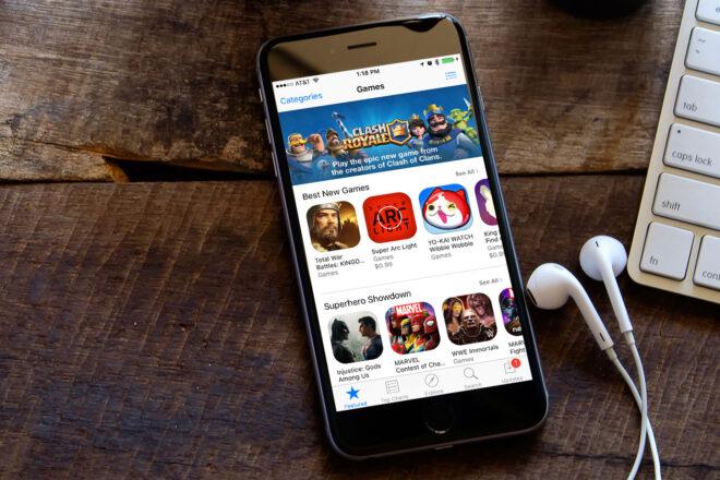 Создание учетной записи в AppStore на iPhone