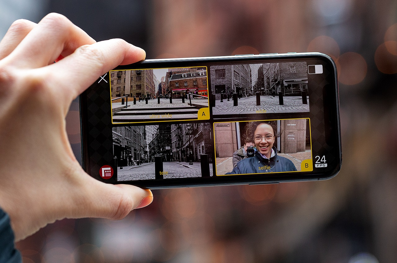 камера на iOS-14