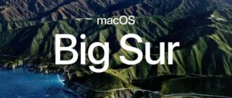 Apple-macOS 14 Big Sur