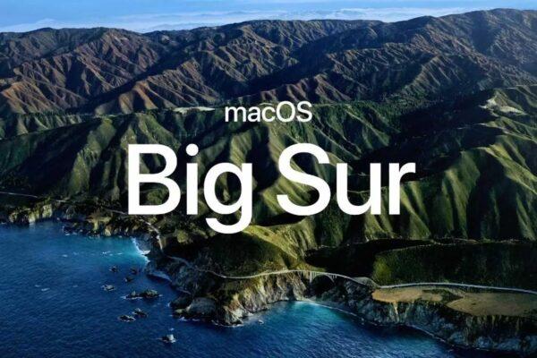 Apple-macOS 14 Big Sur