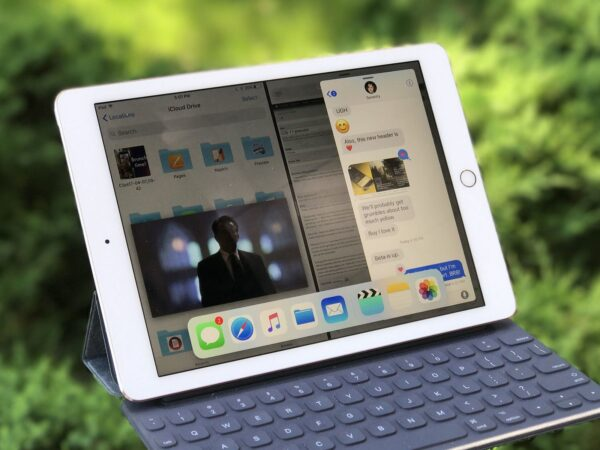 iPadOS функция Split View