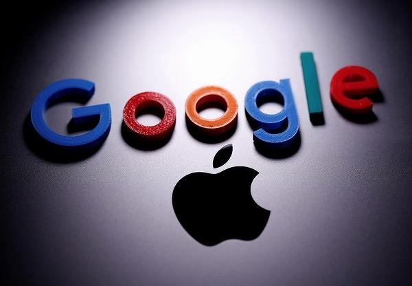 Google и Apple конкуренты