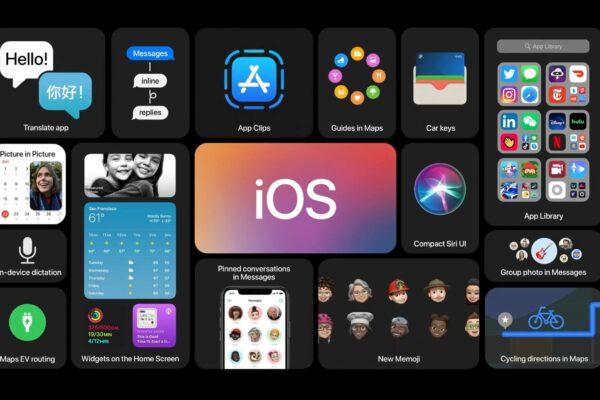 Скрытые функции iOS 14
