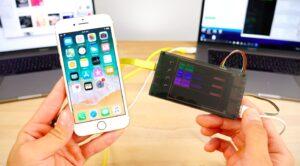 GrayKey взламывает iPhone по Lightning