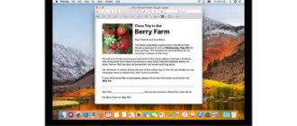 Как редактировать PDF на Mac