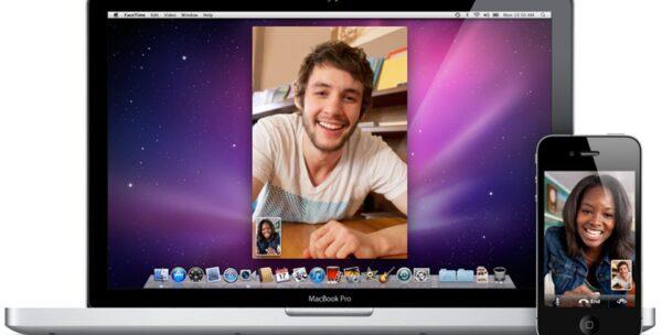 Фронтальная камера Mac