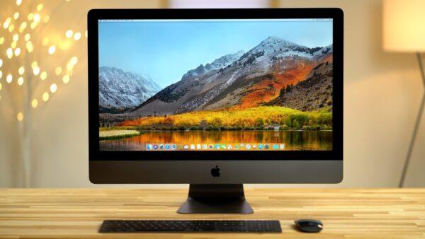 iMac на Apple