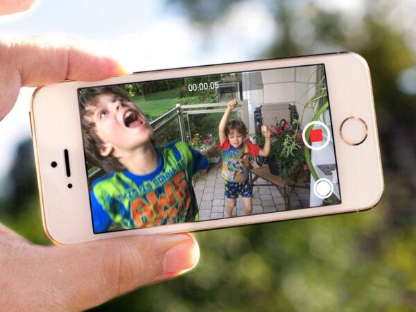 Как заморозить видео на iPhone