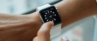 Force Touch на Apple Watch