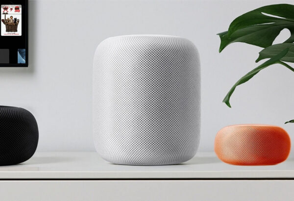 Умная колонка HomePod mini