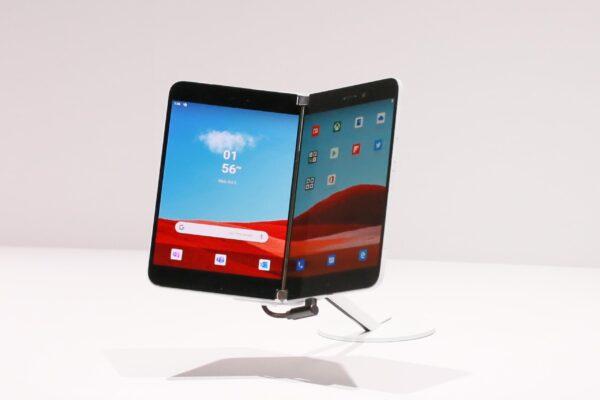 Microsoft Surface Duo обзор характеристик