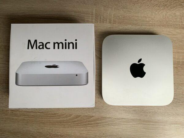 дизайн Mac Mini