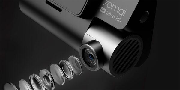 Видеорегистратор 4K Xiaomi 70mai A800