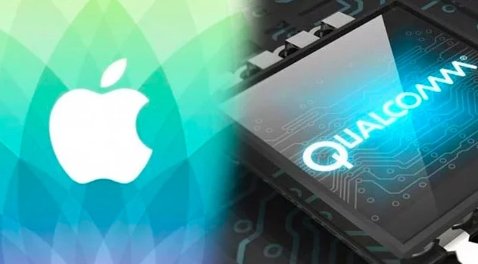 Apple_i_Qualcomm