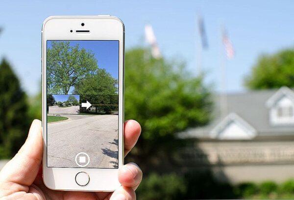 фото на iphone панорама
