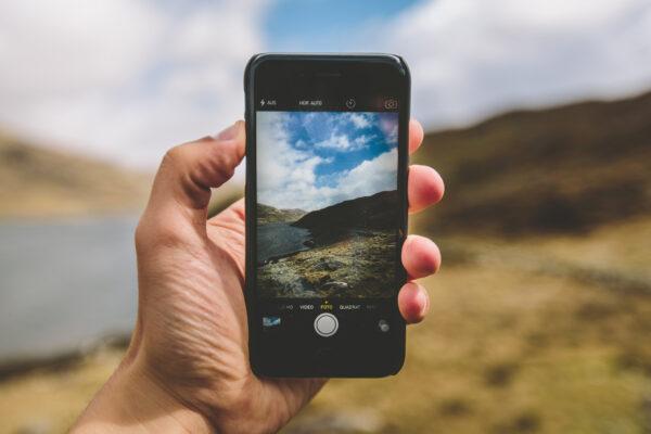 как улучшить фото на iphone