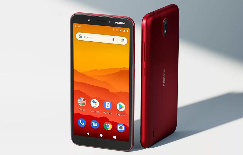 Nokia 1C+