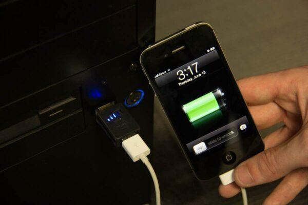 проверка аккумулятора и зарядного устройства