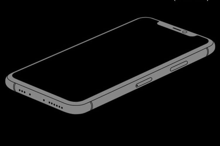 render novogo iPhone