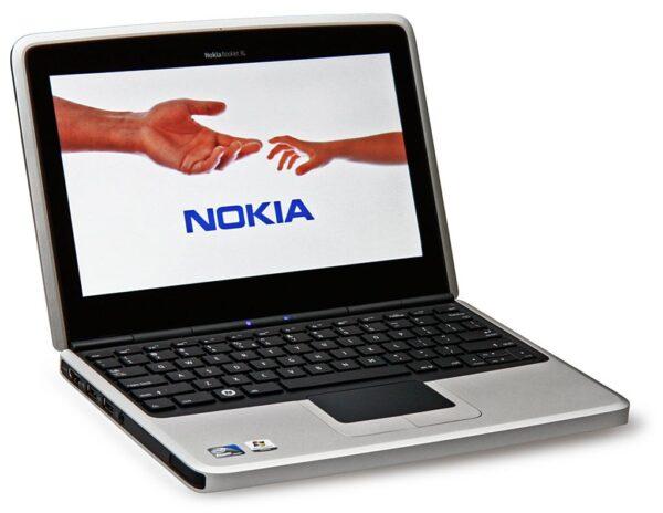 фирменная линейка ноутбуков Nokia