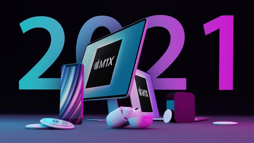 Какие новинки нам стоит ожидать от Apple в 2021 году